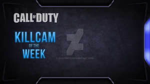 Matt HD Gamer Killcam of the Week series backdrop by EcripArts