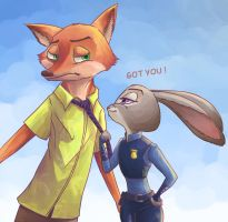Zootopia by spirit741013