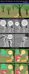 Stories of The Elements: The Grand Ceremony Part 2 by EmoshyVinyl