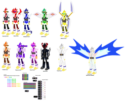 Exion Astral Drive Forms (Updated) by Negaboss2000