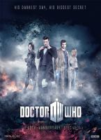 DOCTOR WHO WHO 50th ANNIVERSARY by Umbridge1986