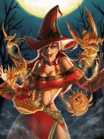 Pepper witch by Eyesmith
