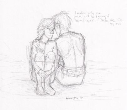 if peeta dies. by burdge