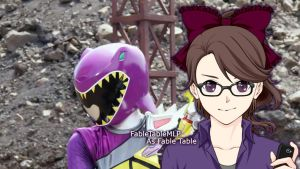 Fable Tale Dino Charge Opening Shot by AuraHero7