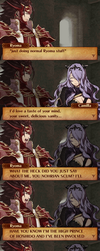 Ryoma is an Internet Tough Guy by Articuno32