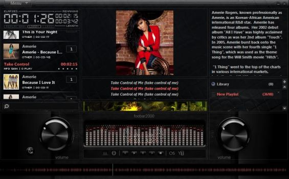 Foobar MS007 by mire777