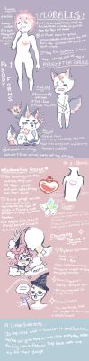 Floralis Open Species Guide by luo-chan