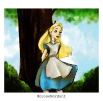 Alice in Love by morosemordant