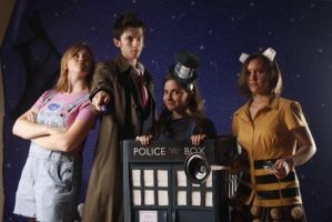 Halloween - Doctor Who by nooby-banana