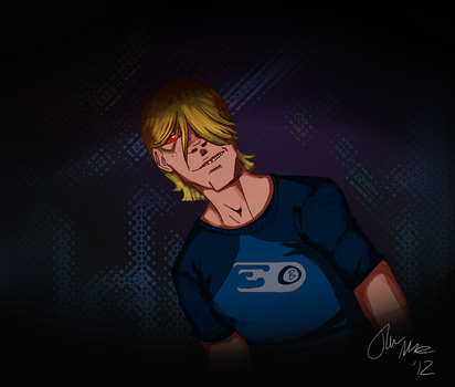 Lights out. by AnimeVSReality