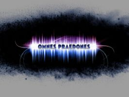 Abstract Omnes Praedones Text by bazikg