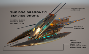 D-36 Dragonfly Service Drone by Duskie-06