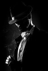 The Infamous Mr. Trilby by marcinwuu