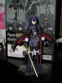Lucina Figma by OppaFaustusStyle