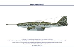 Me 262 JV44 3 by WS-Clave