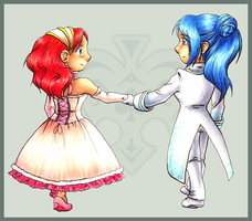 Dance With Me -CONTEST PRIZE- by shertso