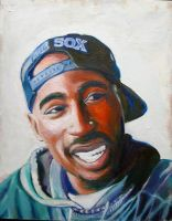 2pac by neilzerbe
