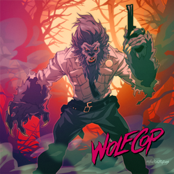 WolfCop by Mikuloctopus
