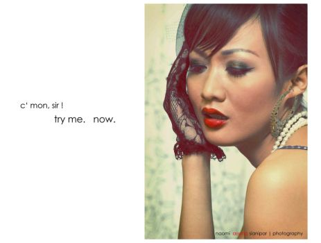 TRY ME NOW by asyma268