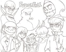 My Fav, FusionFall by S-Brucket