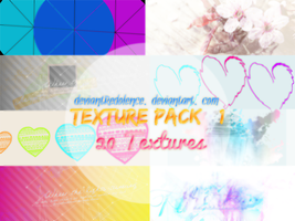 Texture Pack by deviantRedolence