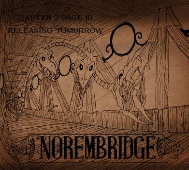 Norembridge - page 10 Chapter 2 release tomorrow! by Norembridge