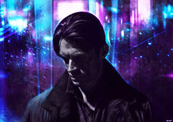 Altered Carbon - Takeshi kovacs by p1xer