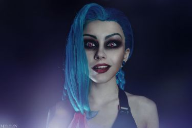 LOL - Jinx - Hello, sweetpie! by MilliganVick