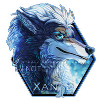 'Xante Badge' by Vyrosk