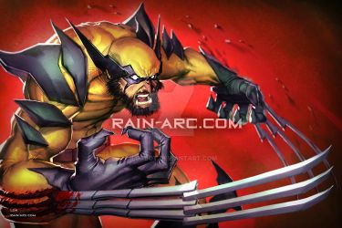 Wolverine by LorBot