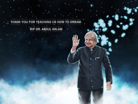 Thank You Dr Kalam by Junicious