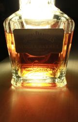 Jack Daniel's Illuminated by ColdDevil