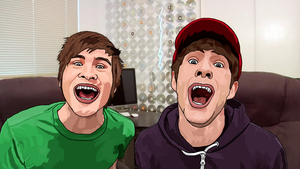 Anthony and Ian. -Smosh- by MttKn14