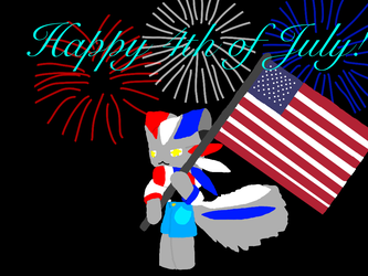 !!Happy 4th of July!! by Darkgravitycat