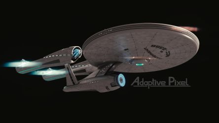 U.S.S.REMNENT Revisited by Davros-the-2nd