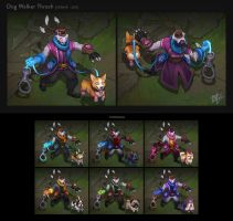 Dog Walker Thresh [Updated Design] by VegaColors