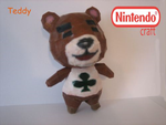 Teddy Papercraft by TheSkywardSword100