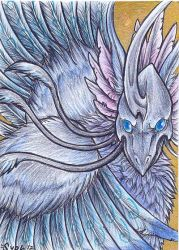 ACEO: Mistress-of-Air by Syphellium