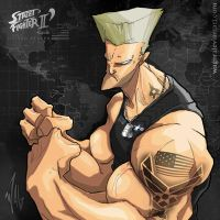 Guile by Wagnr
