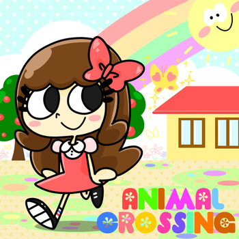 Animal Crossing by Honey-Puff