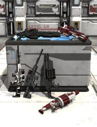 Coalitions Weapon Set by mestophales