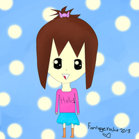 Emily by fantagerocks2013
