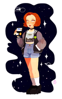 Scully by AninhaT-T