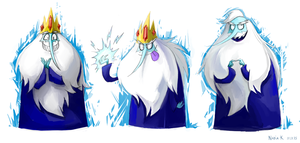 Ice King by RiaFire