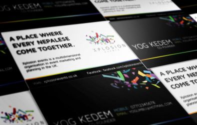 Business Card XI by Krzyho