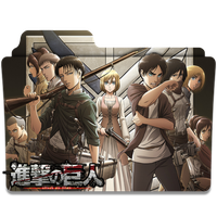 Shingeki no Kyojin Season 3 v1 by EDSln
