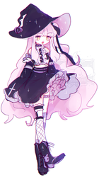 Witch 24hrs  adopt [closed] by BabyPippo