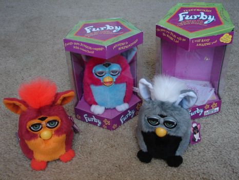 My Furby Collection: Series 5 (Update 1) by sbfan101909
