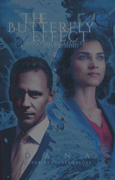 The Butterfly Effect   Book Cover Request by BlueToughStar