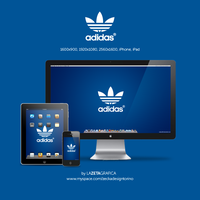 Adidas Wallpaper by redsoul90